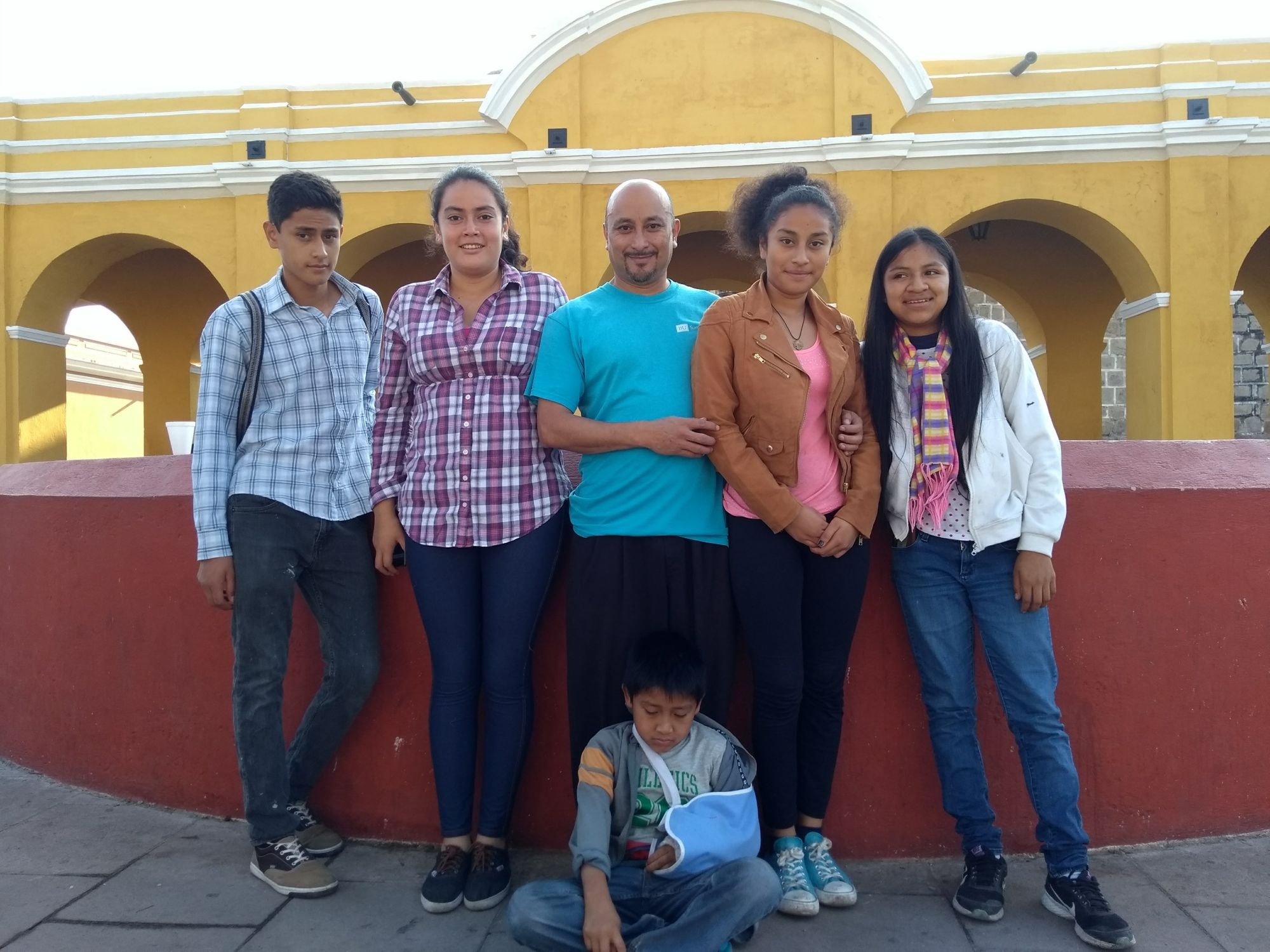 Meet Francisco Ordoñez, one of our incredible Spanish teachers from Guatemala!