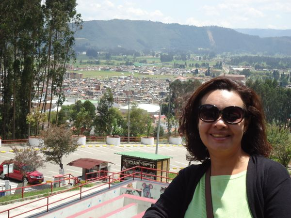 Meet one of our fantastic Spanish teachers Melida Duarte, from El Salvador!